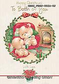John, CHRISTMAS ANIMALS, WEIHNACHTEN TIERE, NAVIDAD ANIMALES, paintings+++++,GBHSFBHX-002A-02,#xa#