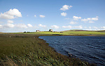 Loch of Tingwall, Mainland, Shetland Islands, Scotland