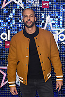 Marvin Humes<br /> 'Global Awards 2019' at the Hammersmith Palais in London, England on March 07, 2019.<br /> CAP/PL<br /> &copy;Phil Loftus/Capital Pictures