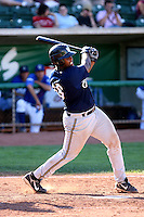 Corey Kemp / Helena Brewers in action against the Ogden Raptors in a Pioneer League game in Ogden, UT - 08/10/2008..Photo by:  Bill Mitchell/Four Seam Images