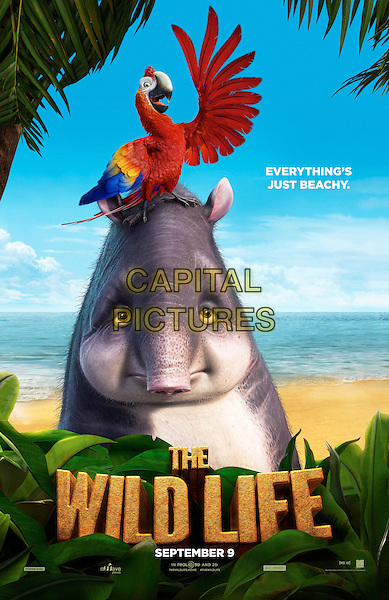 The Wild Life (2016)<br /> (Robinson Crusoe)<br /> Rosie - Character Poster<br /> *Filmstill - Editorial Use Only*<br /> CAP/KFS<br /> Image supplied by Capital Pictures