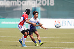 Ryota Kano (JPN),<br /> AUGUST 30, 2018 - Rugby : <br /> Men's Group B match <br /> between Japan 92-0 Idonesia <br /> at Gelora Bung Karno Rugby Field <br /> during the 2018 Jakarta Palembang Asian Games <br /> in Jakartan, Idonesia. <br /> (Photo by Naoki Morita/AFLO SPORT)