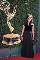 PASADENA - APR 30: Gladys Knight at the 44th Daytime Emmy Awards at the Pasadena Civic Center on April 30, 2017 in Pasadena, California