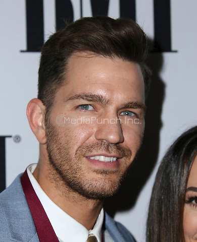 BEVERLY HILLS, CA - MAY 10: Andy Grammer attends the 64th Annual BMI Pop Awards held at the Beverly Wilshire Four Seasons Hotel on May 10, 2016 in Beverly Hills, California.Credit: AMP/MediaPunch.