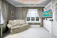 Master Bedroom Sitting TV Center