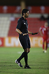 Jordan vs Myanmar during the 2014 AFC U-22 Championship Group Stage A match on January 15, 2014 at the Royal Oman Police Stadium in Muscat, Oman. Photo by World Sport Group