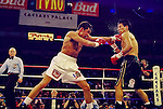 Oscar De La Hoya vs Miguel Angel Gonzalez, Las Vegas, Nevada,..to Retained WBC Super Lightweight Title Jan. 18, 1997