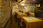 Restaurant in France.