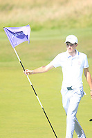 Ashton Turner (ENG) during the Home Internationals day 2 foursomes matches supported by Fairstone Financial Management Ltd. at Royal Portrush Golf Club, Portrush, Co.Antrim, Ireland.  13/08/2015.<br /> Picture: Golffile   Fran Caffrey<br /> <br /> <br /> All photo usage must carry mandatory copyright credit (© Golffile   Fran Caffrey)