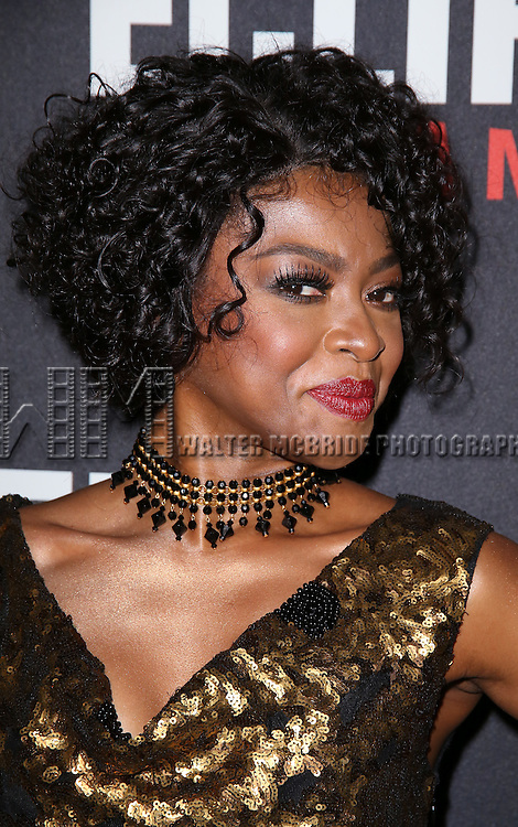 Pascale Armand attends the 'Eclipsed' broadway opening night after party at Gotham Hall on March 6, 2016 in New York City.