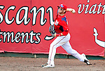 1 March 2011: Washington Nationals' outfielder Bryce Harper in action during a Spring Training game against the New York Mets at Space Coast Stadium in Viera, Florida. The Nationals defeated the Mets 5-3 in Grapefruit League action. Mandatory Credit: Ed Wolfstein Photo
