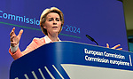 190910: Pressconference by Ursula von der LEYEN, President-elect of the European Commission