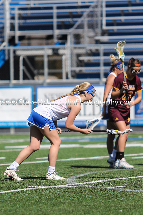 3/12/2016  TJ Dowling |Central Connecticut State University vs. Iona College <br /> <br /> Canon EOS 7D Mark II, EF70-200mm f/2.8L USM, @ f2.8, 1/3200, ISO 100