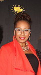 As The World Turns' Tamara Tunie at the annual All That Glitters Gala - 24 years of support to New York City's homeless mothers and their children - (VIP Reception - Silent Auction) was held on November 7, 2018 at Noir et Blanc and the 40/40 Club in New York City, New York.  (Photo by Sue Coflin/Max Photo)