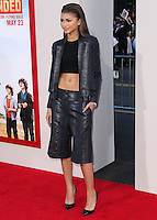 HOLLYWOOD, LOS ANGELES, CA, USA - MAY 21: Zendaya Coleman at the Los Angeles Premiere Of Warner Bros. Pictures' 'Blended' held at the TCL Chinese Theatre on May 21, 2014 in Hollywood, Los Angeles, California, United States. (Photo by Xavier Collin/Celebrity Monitor)