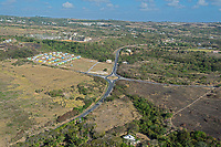 Orange Hill roundabout, St. James, Barbados