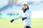 &Auml; Asako Takakura (JPN), JANUARY 16, 2018 -  Football / Soccer : <br /> Japan women's national team training camp <br /> in Tokyo, Japan. <br /> (Photo by Yohei Osada/AFLO)