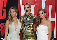 WESTWOOD, CA - JUNE 7: Annabelle Wallis, Leslie Bibb, Isla Fisher, at the World premiere of Tag at the Regency Village Theatre in Westwood, California on June 7, 2018. <br /> CAP/MPIFS<br /> &copy;MPIFS/Capital Pictures