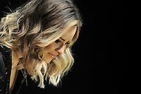 SÃO PAULO,SP,09.12.2018 - SHOW-SANDY - Sandy, durante apresentação na casa de show Espaço das Américas, no bairro da Água Branca na região oeste da cidade de São Paulo, neste domingo, 09. (Foto: Dorival Rosa/Brazil Photo Press)