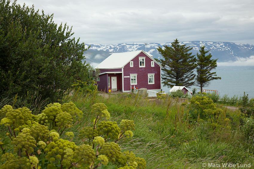 Hrísey   /    Hrisey now belongs to Akureyri.