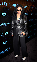 "ATLANTA, GA - FEBRUARY 26: Ayanis attends a screening of FX's ""Atlanta, Robbin' Season"" at Starlight Six Drive In on February 26, 2018 in Atlanta, Georgia.(Photo by Tonya Wise/FX/PictureGroup)"