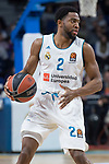 Real Madrid Chasson Randle during Turkish Airlines Euroleague match between Real Madrid and Anadolu Efes at Wizink Center in Madrid, Spain. January 25, 2018. (ALTERPHOTOS/Borja B.Hojas)