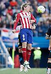 Atletico de Madrid's Fernando Torres during La Liga match. April 30,2016. (ALTERPHOTOS/Acero)