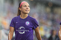Orlando, FL - Saturday July 01, 2017: Nickolette Driesse during a regular season National Women's Soccer League (NWSL) match between the Orlando Pride and the Chicago Red Stars at Orlando City Stadium.