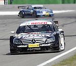 Motorsport: DTM Hockenheimring Baden-Württemberg/D  2008 1. Lauf <br /> Ralf Schumacher (GER) TRILUX AMG Mercedes#11, Maro Engel (GER) JungeSterne AMG Mercedes#12<br /> <br /> <br /> <br /> Foto © nph (nordphoto)