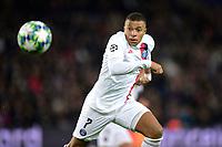 6th November 2019, Paris France; UEFA Champions league football, Paris St German versus Brugges;   MBAPPE Kylian PSG