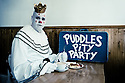 Puddles Pity Party, Circus Cafe, EdFringe 2016