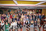 BIG: A big 90th birthday for Pat W.H Hannon,Townbee, Castleisland (seated 3rd from right) as she cleebrated it with many of her family on Saturday night in the River Island Hotel,Castleisland. ....   Copyright Kerry's Eye 2008
