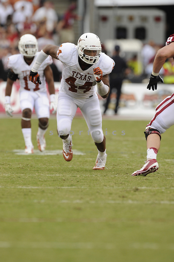 Jackson Jeffcoat(44) / Texas Longhorns