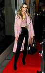 Victoria Brown at the Farzi Cafe launch Event, Haymarket London