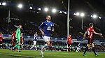 Kevin Mirallas of Everton during the Premier League match at Goodison Park, Liverpool. Picture date: December 4th, 2016.Photo credit should read: Lynne Cameron/Sportimage