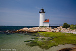 Annisquam Light, Annisquam village, Gloucester, North Shore, MA