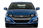Straight front view of a 2010 Honda Insight EXL