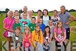 Children from Chernobyl  with Host families enjoying the Na Gaeil family fun Day on Sunday