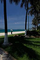The beach<br /> , Nha Trang, Viet Nam<br /> <br /> PHOTO :  Agence Quebec Presse<br /> <br /> <br /> <br /> <br /> <br /> PHOTO : Agence Quebec Presse
