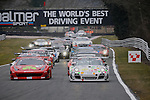 British GT : Oulton Park : 30 March/01 April 2013