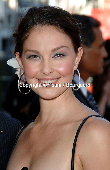 Ashley Judd  arriving at the ESPY Awards at the Kodak Theatre in Los Angeles.<br /> <br /> headshot<br /> eye contact<br /> smile