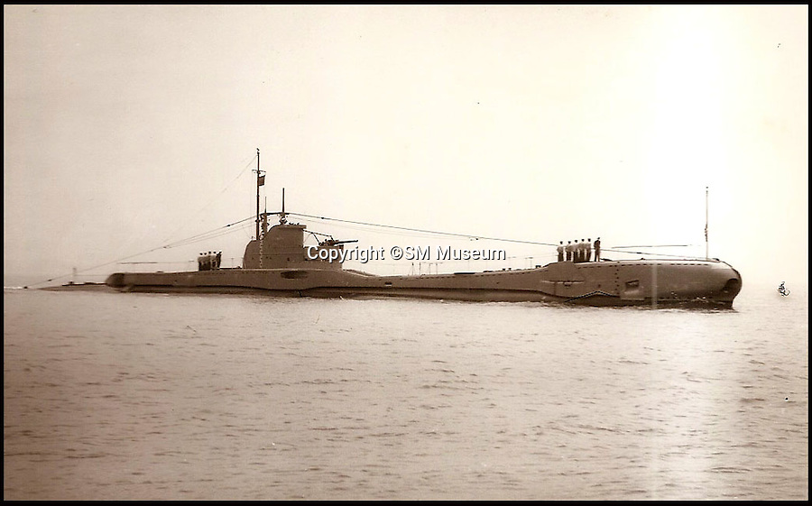 BNPS.co.uk (01202 558833)<br /> Pic: SM Museum/BNPS<br /> <br /> HMS Triumph's launch in 1939.<br /> <br /> A former Royal Navy officer is on a one-man mission to find a Second World War submarine his uncle died on that has been lost at sea for 74 years.<br /> <br /> Gav Don started his crusade to locate HMS Triumph about five years ago and plans to take a boat with sonar equipment to the Aegean Sea next year to track down the wreck.<br /> <br /> The 55-year-old former warfare officer, who now runs his own business, hopes to preserve the vessel's final resting place and make sure its crew are honoured and remembered.<br /> <br /> During his quest he has found relatives of about half the crew, including a wartime sweetheart, and uncovered an intelligence disaster that had been completely ignored by British records.