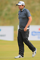 Neil O'Briain (IRL) on the 7th green during Round 2 of the Dubai Duty Free Irish Open at Ballyliffin Golf Club, Donegal on Friday 6th July 2018.<br /> Picture:  Thos Caffrey / Golffile