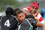 Division 1 Club Rugby Waimea Old Boys v Kahurangi. Sports Park, Motueka, Nelson, New Zealand. Saturday 29 March 2014. Photo: Chris Symes/www.shuttersport.co.nz