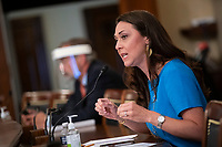 United States Representative Jaime Herrera Beutler (Republican of Washington), speaks during a House Appropriations Subcommittee hearing on Capitol Hill in Washington, D.C., U.S., on Thursday, June 4, 2020. <br /> Credit: Al Drago / Pool via CNP/AdMedia