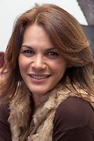Fabiola Martinez presents the DVD of 'How to Train Your Dragon 2' 'Como entrenar a tu Dragon 2' in Madrid 25 November, 2014. (ALTERPHOTOS / Nacho Lopez) /NortePhoto<br /> NortePhoto.com