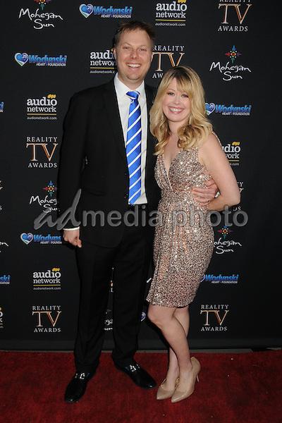 13 May 2015 - Hollywood, California - Erik Courtney, Nadine Courtney. 3rd Annual Reality TV Awards held at The Avalon-Hollywood. Photo Credit: Byron Purvis/AdMedia
