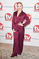 Joanne Clifton at the TV Choice Awards 2017 at The Dorchester Hotel, London, UK. <br /> 04 September  2017<br /> Picture: Steve Vas/Featureflash/SilverHub 0208 004 5359 sales@silverhubmedia.com