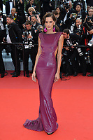 """CANNES, FRANCE. May 14, 2019: Izabel Goulart  at the gala premiere for """"The Dead Don't Die"""" at the Festival de Cannes.<br /> Picture: Paul Smith / Featureflash"""