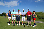 McKINNEY, TX - MAY 04: FCD golf tournament at WestRidge Golf Course in McKinney on May 18, 2018 in McKinney, Texas. (Photo by Rick Yeatts)